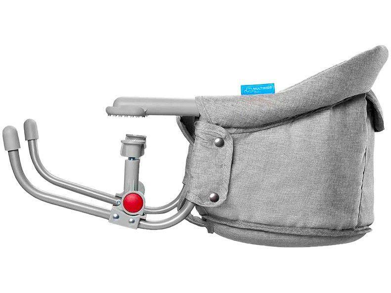 Cadeira de Alimentação de Mesa Multikids Baby - Click N Clip 1 Posição de Altura 15kg