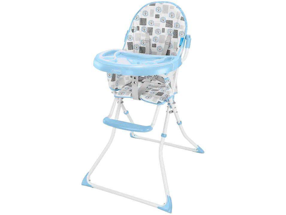 Cadeira de Alimentação Alta Multikids Baby - Slim Leão 0 a 15kg