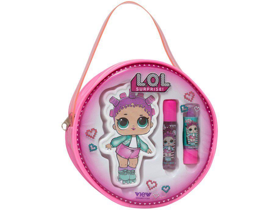 Bolsa de Maquiagem Infantil LOL Surprise View