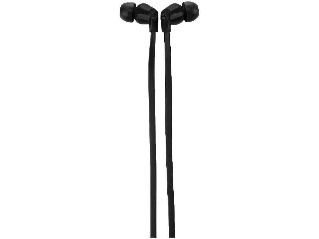 Fone de Ouvido HP H100 Intra-auricular Preto