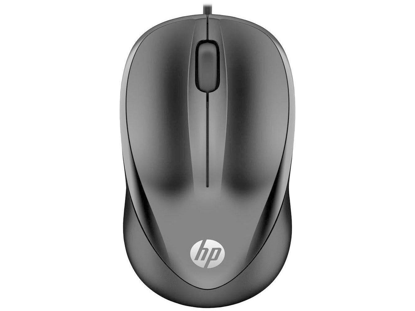 Mouse HP Óptico 1200DPI 1000