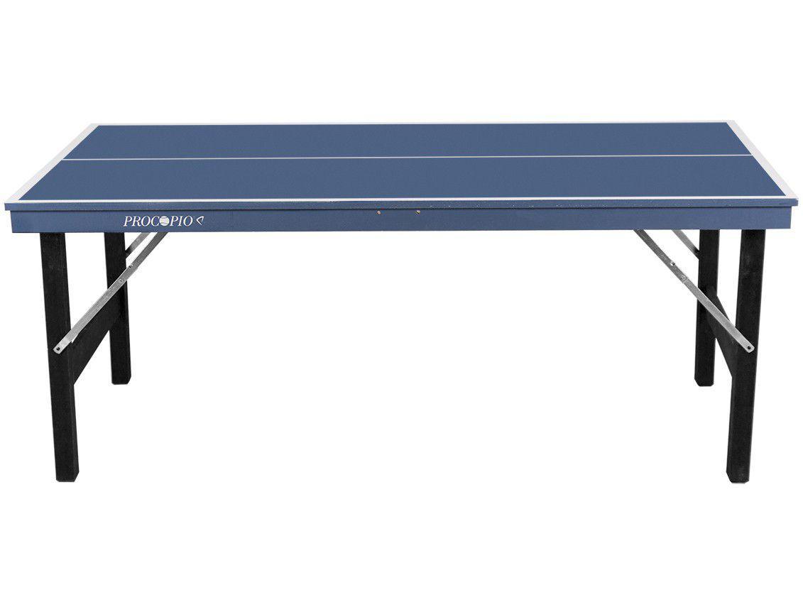 Mini Mesa de Ping Pong Infantil 15mm Procópio - 52