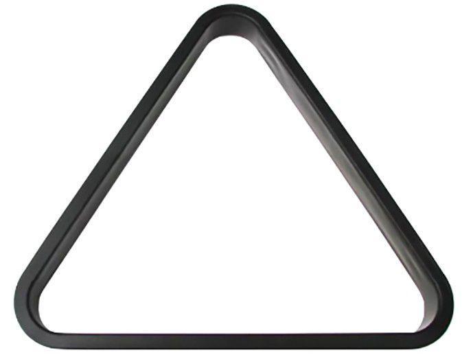 Triângulo para Bilhar/Sinuca Procópio 32607 - Preta 54mm