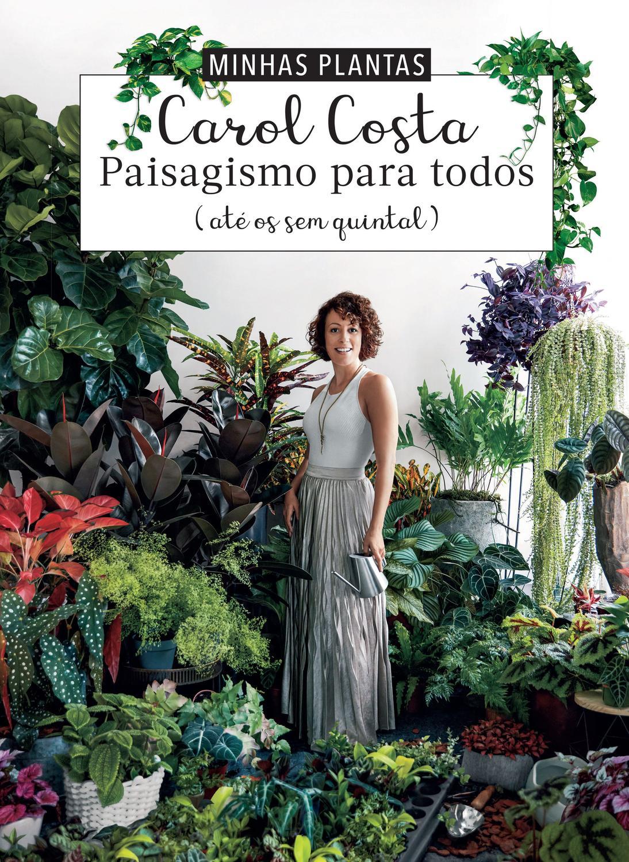 Minhas plantas - paisagismo para todos - (até os sem quintal)