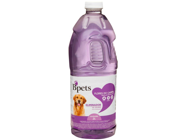 Eliminador de Odores para Cães e Gatos Bpets - Flores do Campo 2L