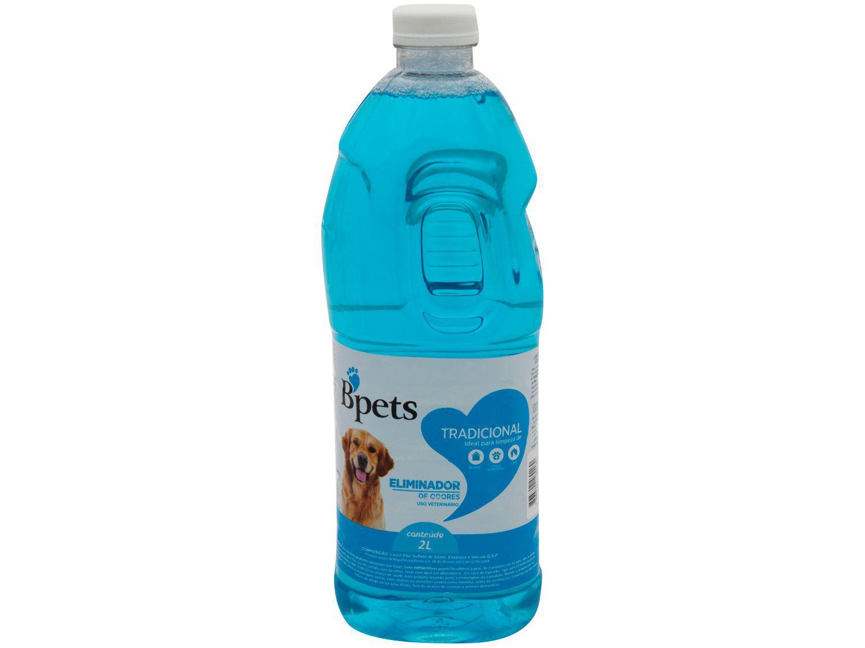 Eliminador de Odores para Cães e Gatos Bpets - Tradicional 2L