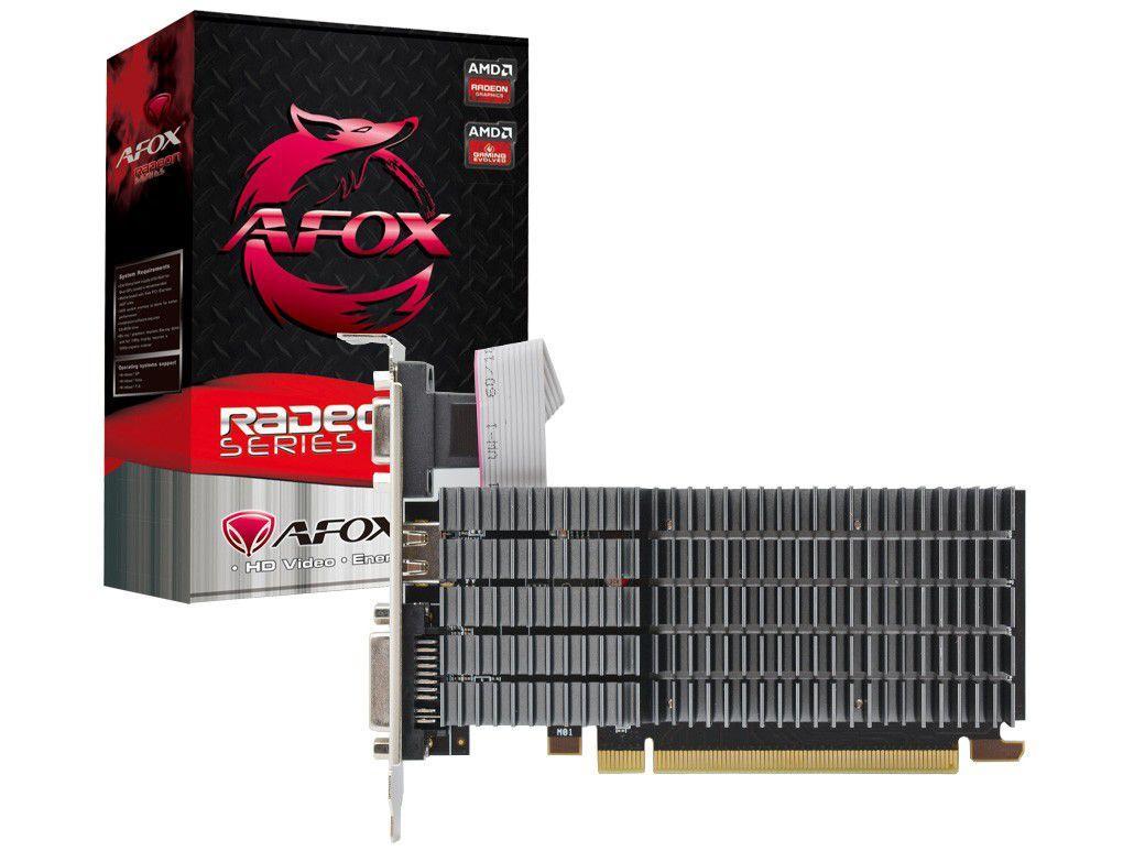 Placa de Vídeo Afox Radeon R5 220 2GB DDR3 - 64 bits