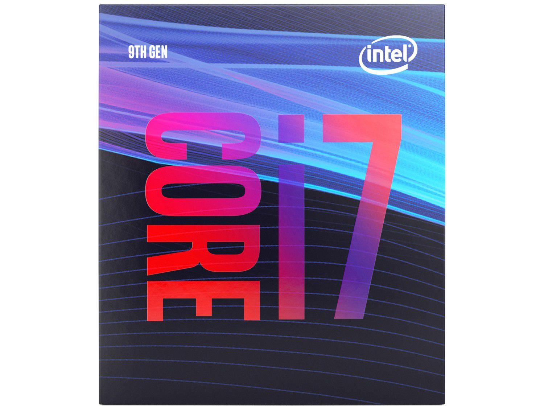 Processador Intel Core i7 9700 Coffee Lake - 3.00GHz 4.70GHz Turbo 12MB