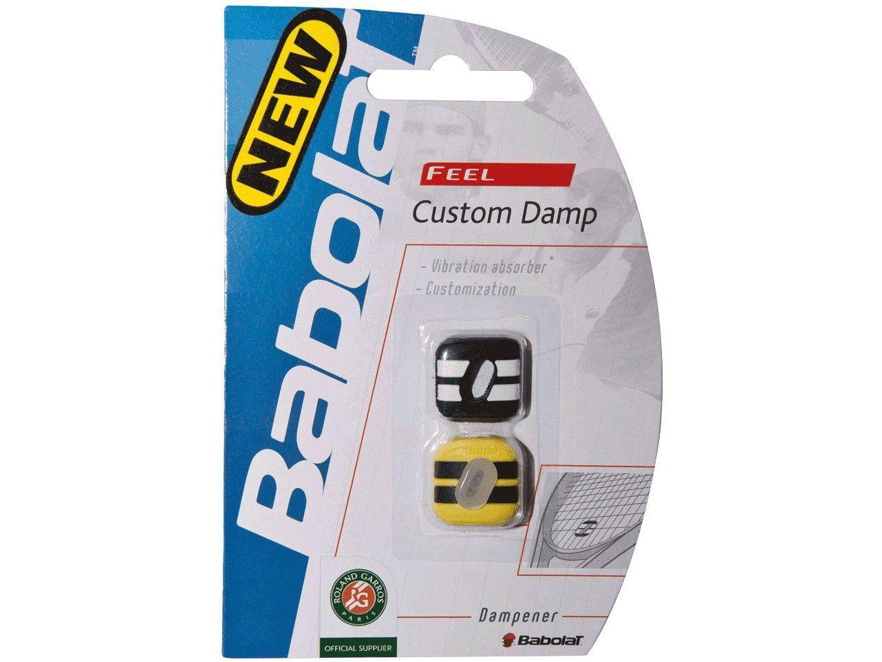 Antivibrador Babolat Custom Damp 2 Unidades