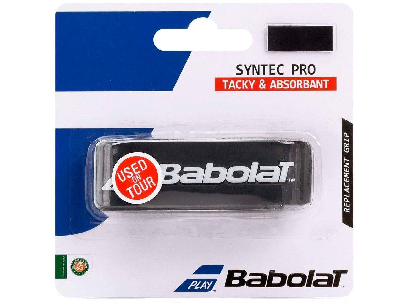 Cushion Grip Babolat Syntec Pro Preto