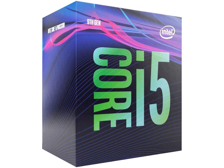 Processador Intel Core i5 9400 2.90GHz - 4.10GHz Turbo 9MB