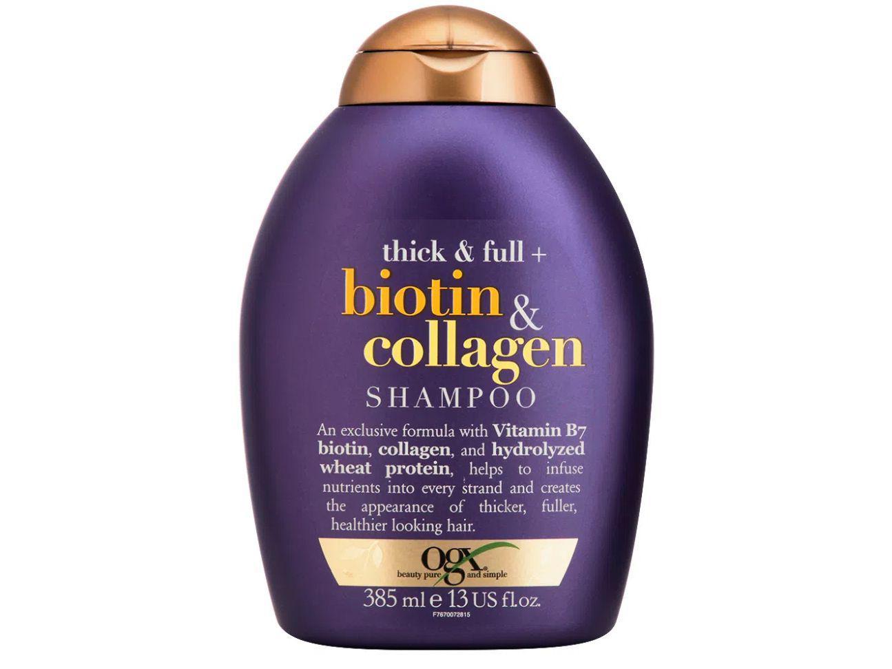 OGX Brazilian Keratin Smooth - Shampoo