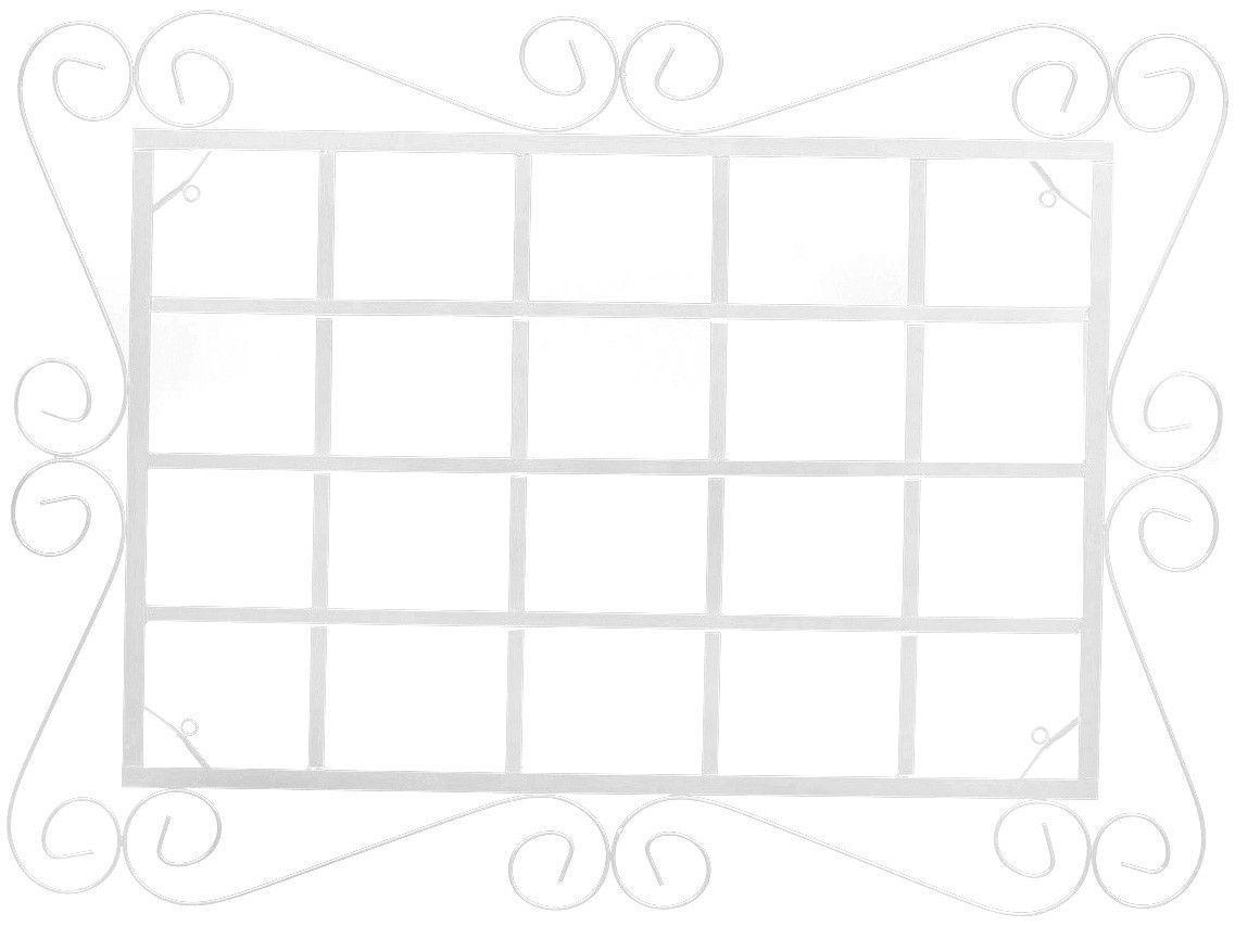 Treliça para Jardim Vertical de Ferro Shangai - 23-466 70x52cm