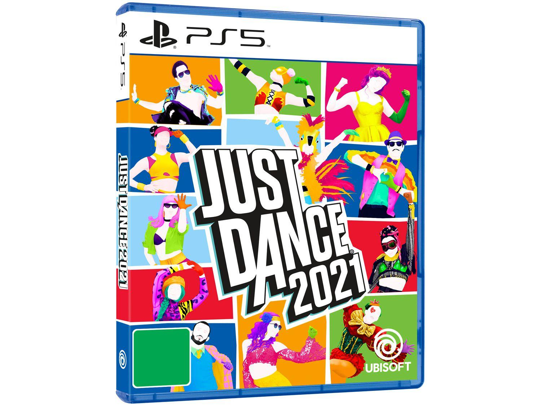 Just Dance 21 para PS5 Ubisoft Lançamento
