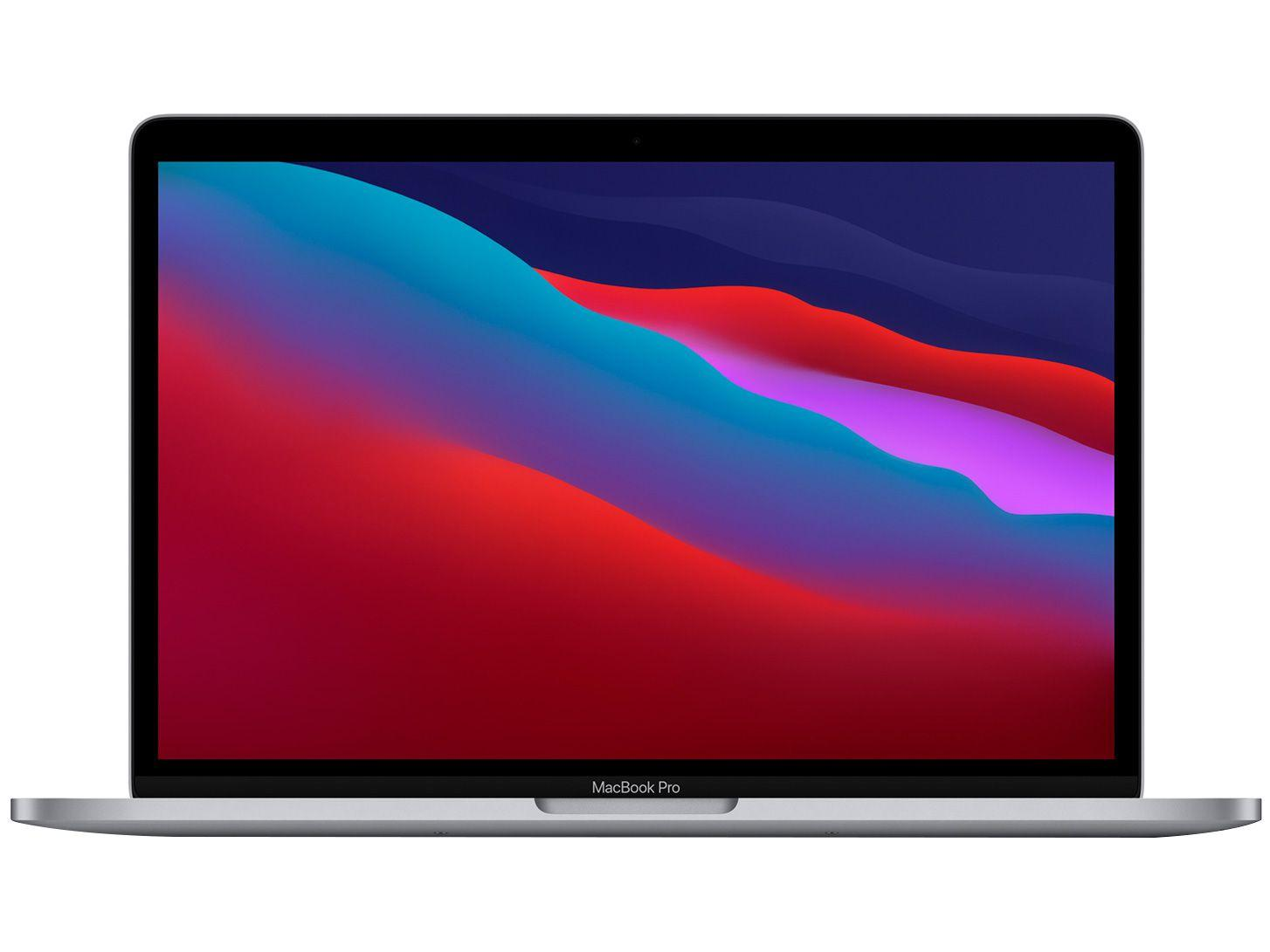"""Macbook Pro 13,3"""" Apple M1 8GB - 512GB SSD Cinza-espacial"""