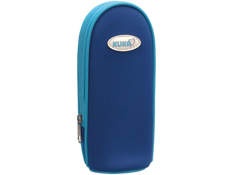 Bolsa Térmica para Mamadeira Kuka Color Azul