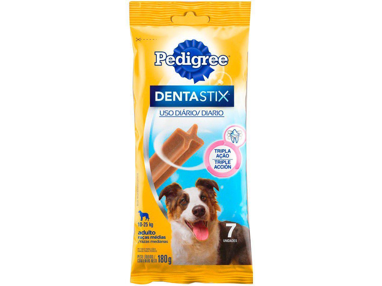 Petisco para Cachorro Adulto Pedigree - Dentastix 180g