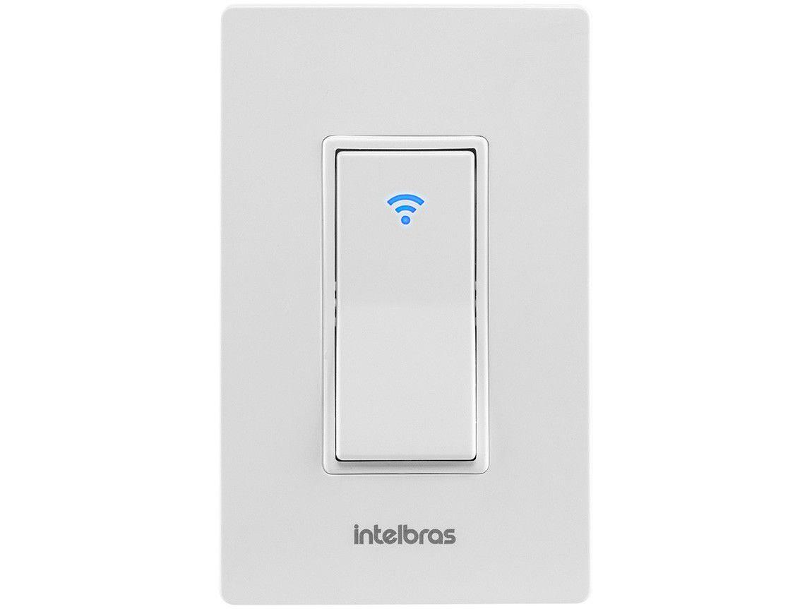 Interruptor de Iluminação Inteligente Izy - EWS 101 Intelbras