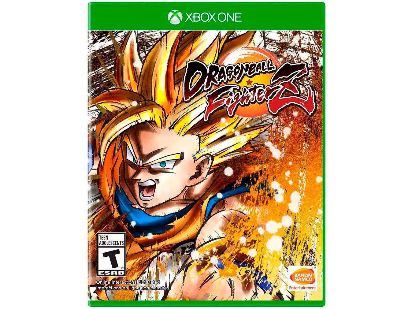 Dragon Ball FighterZ para Xbox One Bandai Namco