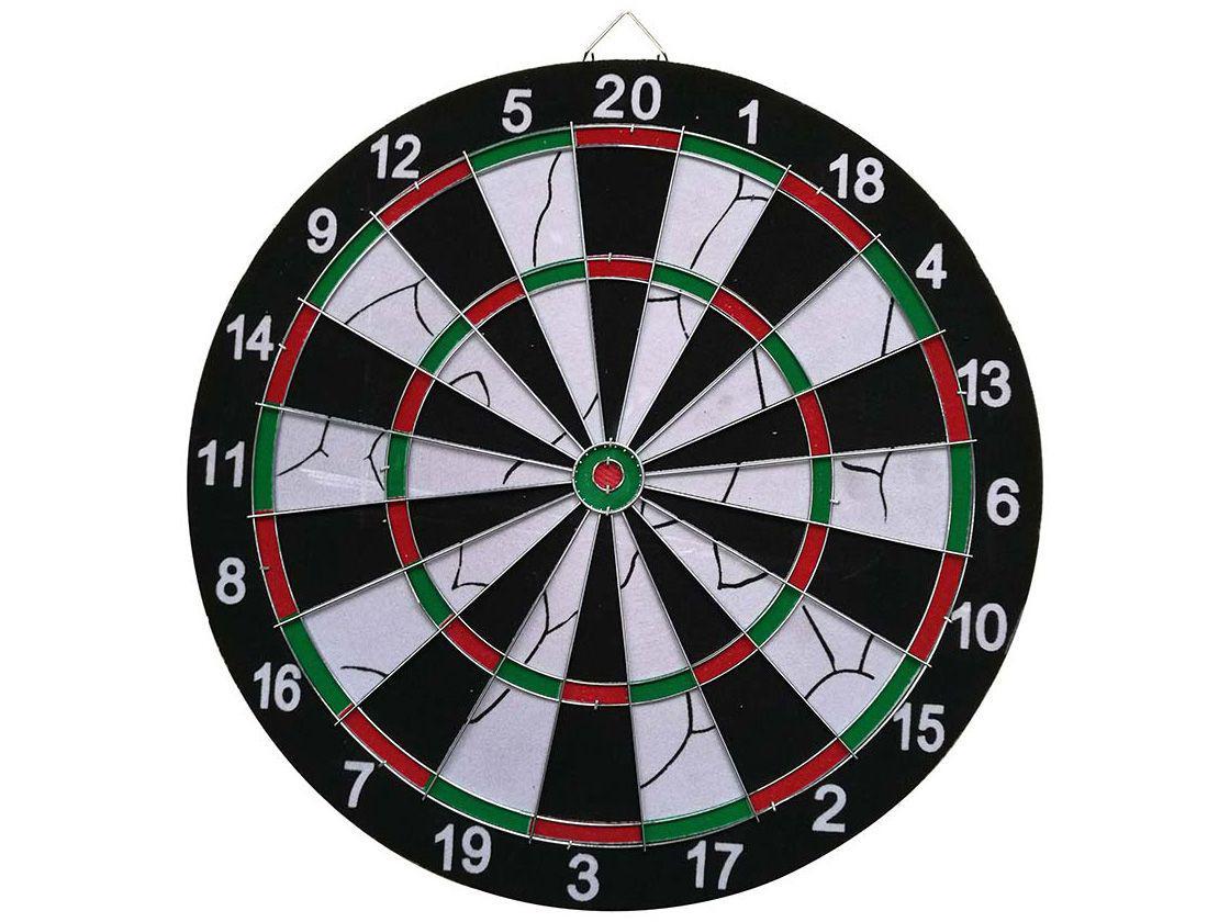 Jogo de Dardos 42cm com 6 Dardos Atrio ES170