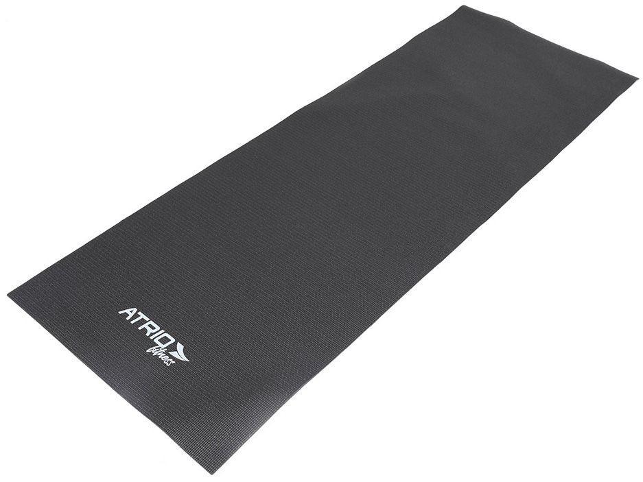 Tapete de Yoga com Alça Atrio ES311 Preto