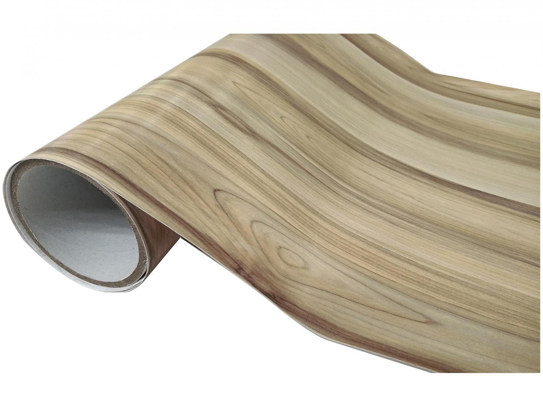 Adesivo de Parede PVC Madeira Adesif - Textura Maple 200x45cm