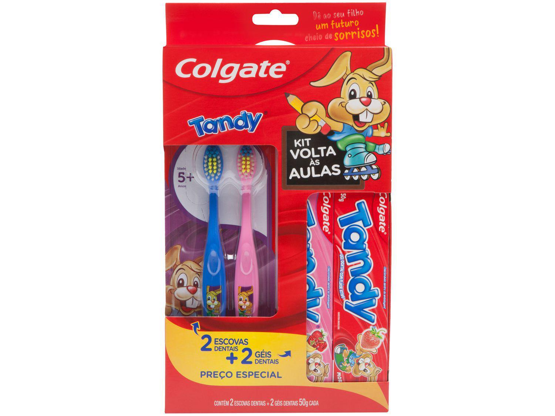 Kit Higiene Bucal Colgate Tandy Volta às Aulas