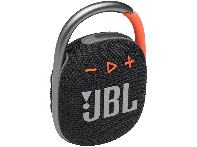 Caixa de Som JBL Clip 4 Bluetooth Portátil - 5W