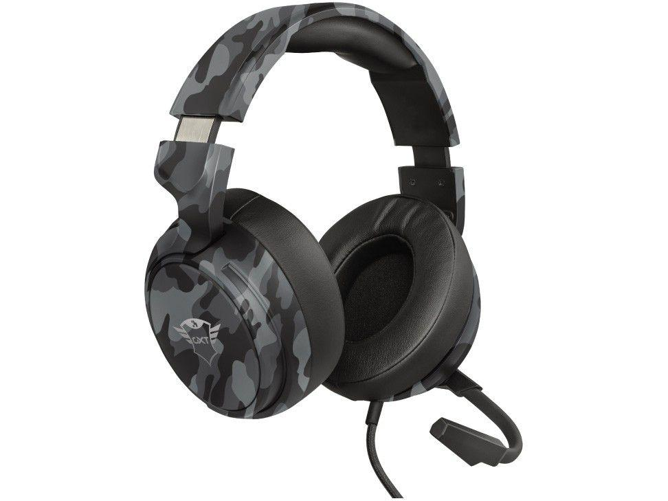 Headset Gamer Trust 2.0 GXT 433K Pylo