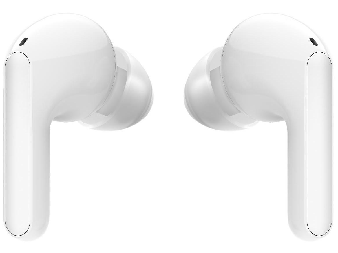 Fone de Ouvido Bluetooth LG Tone Free - True Wireless com Microfone Branco FN6