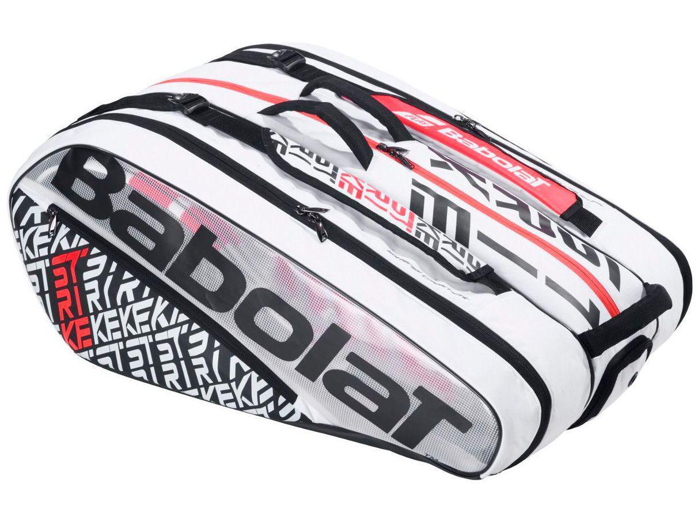 Raqueteira Babolat Holder Pure Strike New - Tripla 14 Raquetes