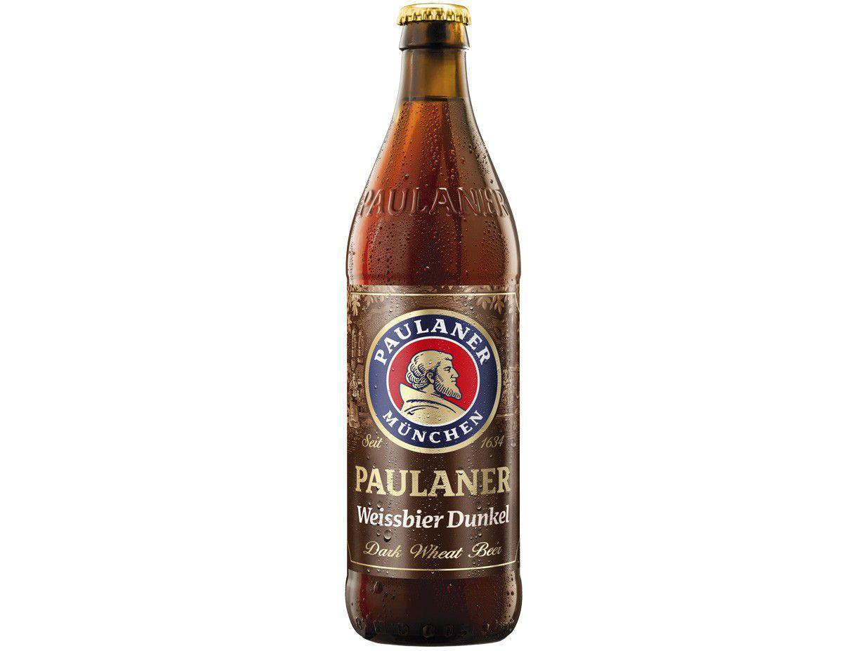 Cerveja Paulaner Weissbier Dunkel Ale 500ml