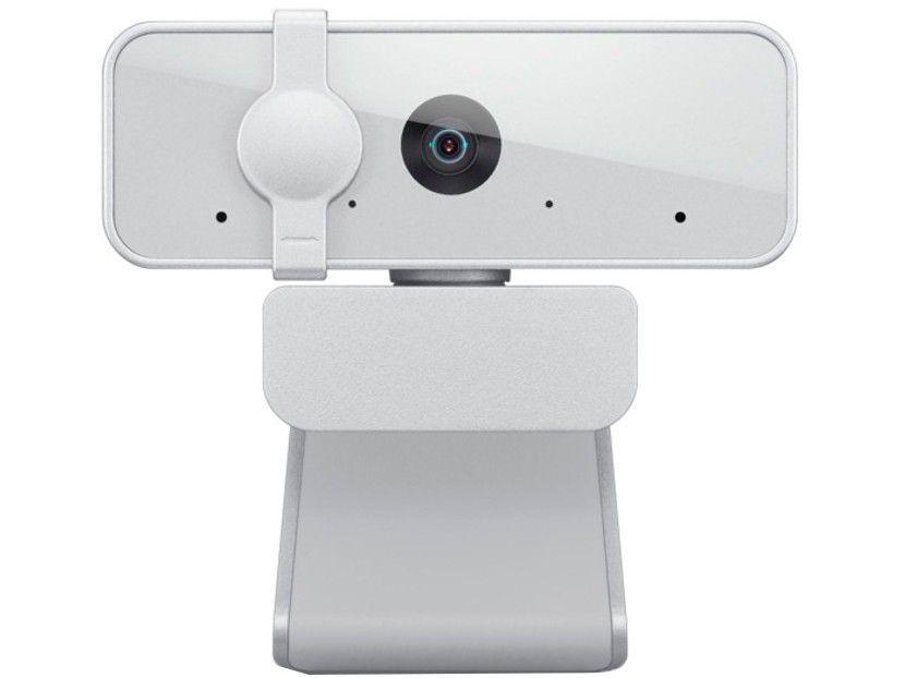 Webcam Lenovo GXC1B34793 Full HD com Microfone - Transmissão Ao Vivo