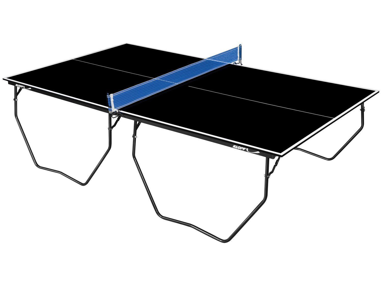 Mesa de Ping Pong Dobrável 15mm Klopf 1087