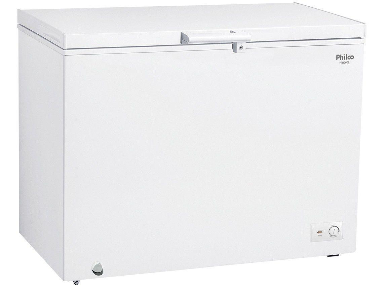 Freezer Horizontal Philco 1 Porta 246L - Dupla Ação PFH260B