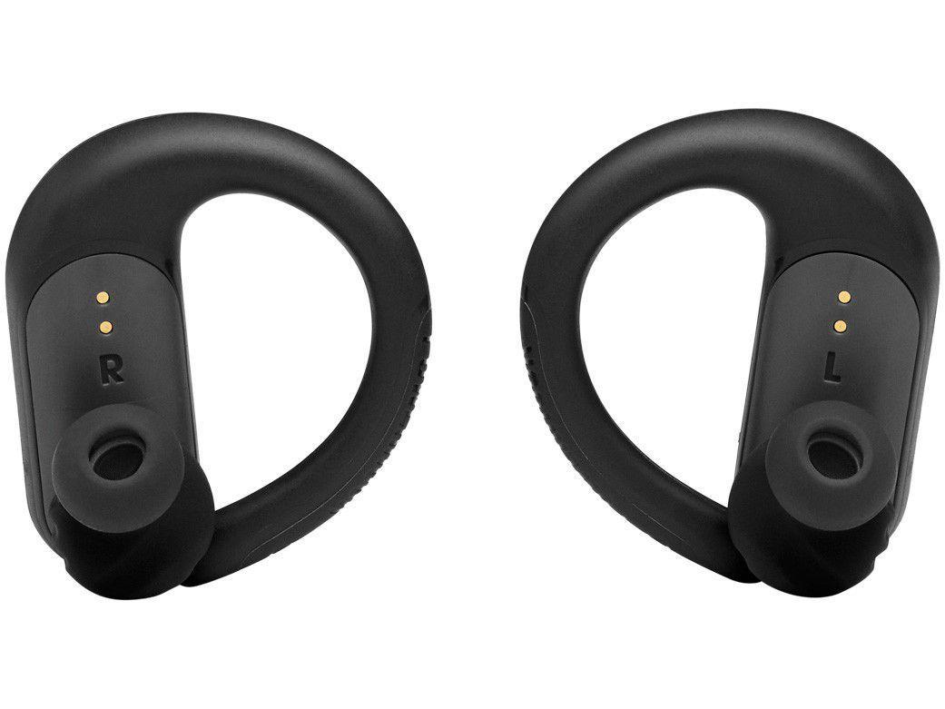 Fone de Ouvido Esportivo Bluetooth JBL - Endurance Peak II True Wireless com Microfone