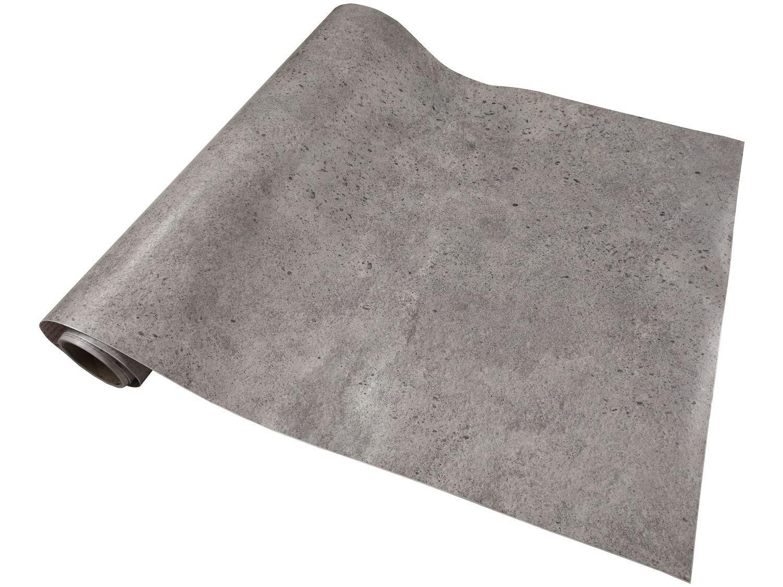 Adesivo de Parede Concreto PVC Adesif Textura - 200x45cm