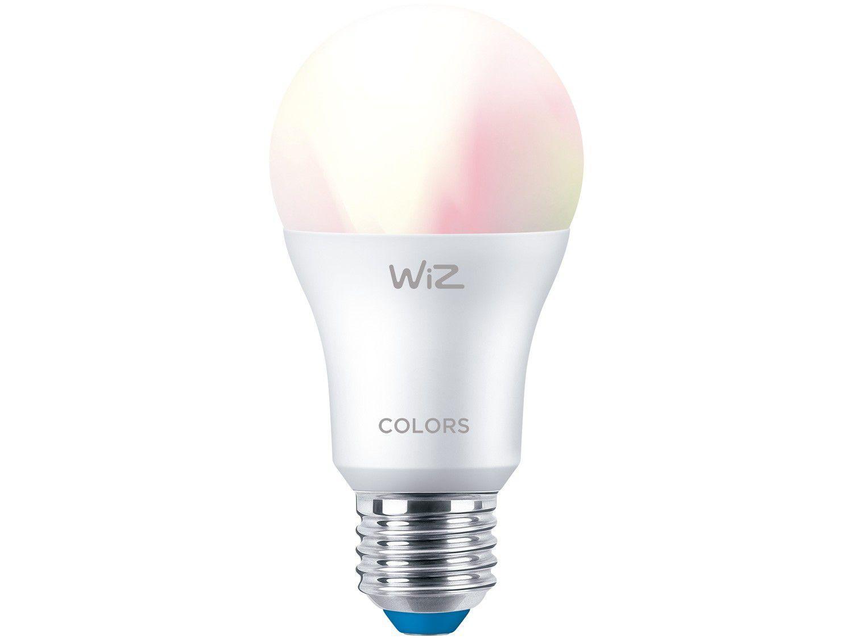 Lâmpada Inteligente WIZ E27 RGB 8,8W - 929002424712