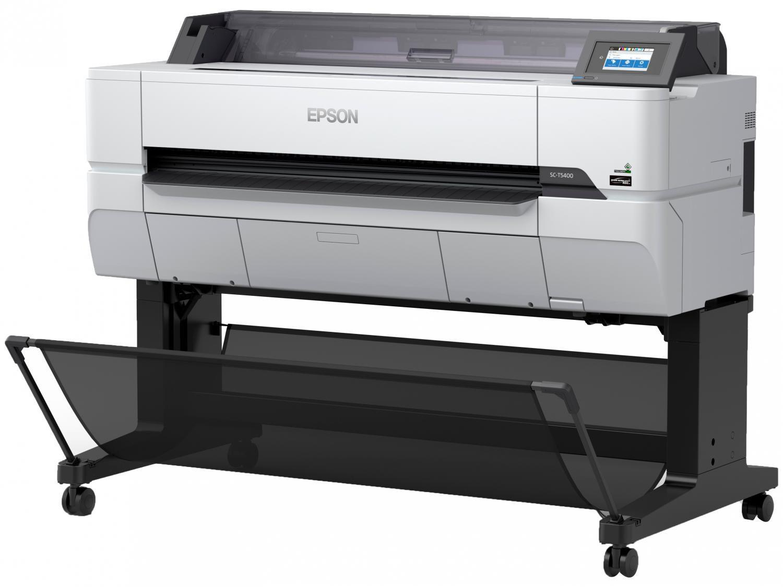 Impressora Plotter Epson SureColor T5470 - Jato de Tinta Colorido Wi-Fi