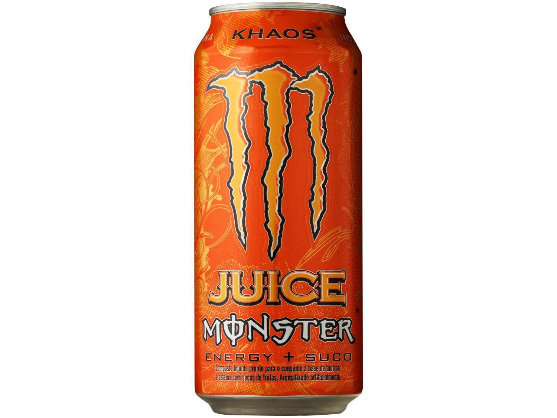 Bebida Energética Monster Juice Khaos 473ml
