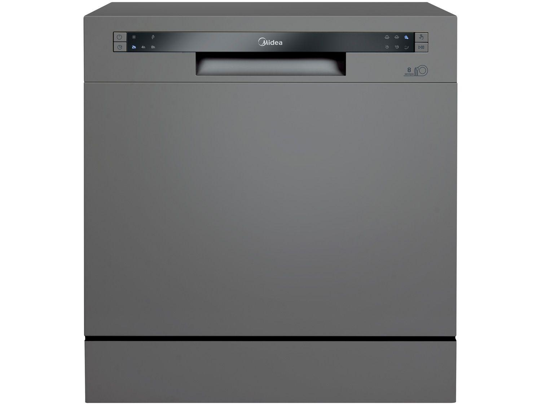 Lava-louças Midea DWA08S1 8 Serviços