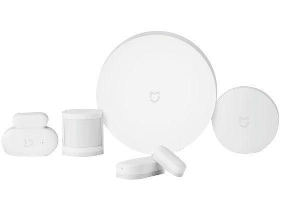 Kit Casa Inteligente Xiaomi Smart Home 2 XM540BRA - Wi-Fi Bluetooth Compatível com Apple Homekit
