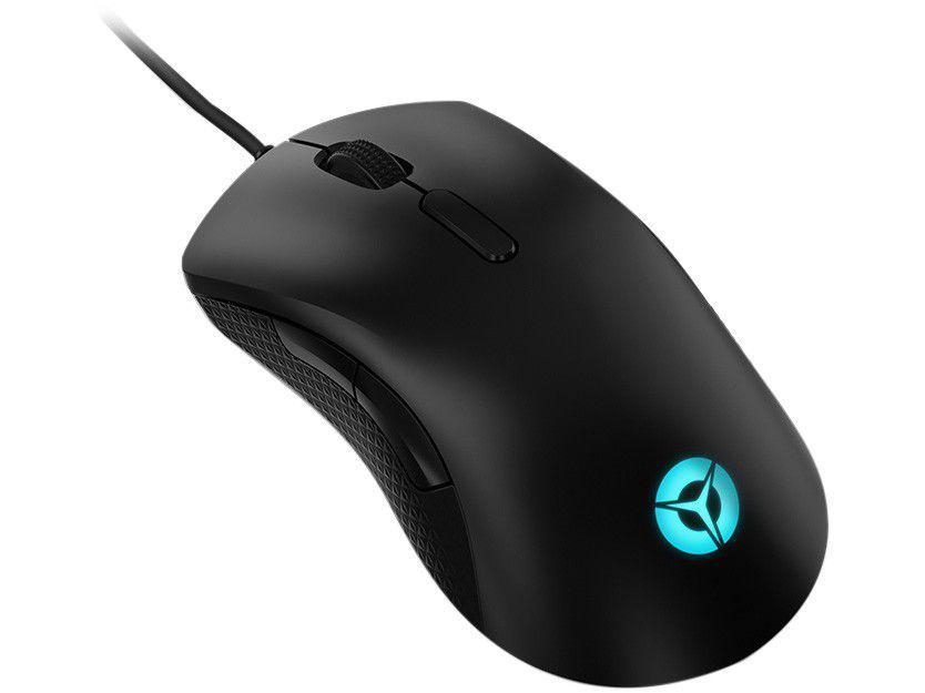 Mouse Gamer RGB Lenovo Óptico 8000DPI - 8 Botões M300