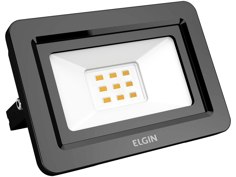 Refletor LED 10W 6500K Branca Elgin 48RPLED10G00