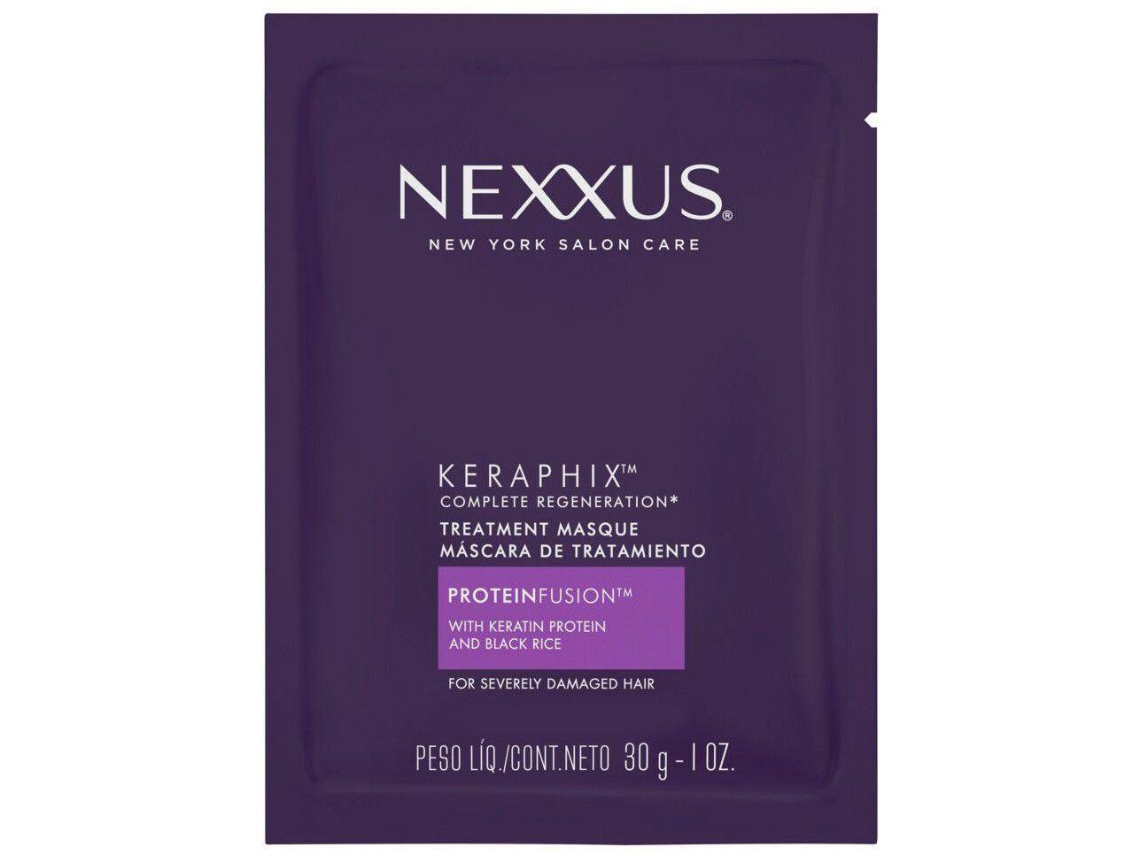 Máscara de Reconstrução Nexxus Keraphix 30g
