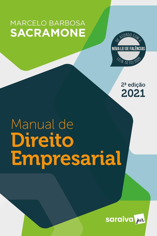 MANUAL DE DIREITO EMPRES - 978655559599