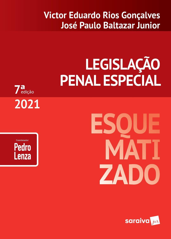 Livro - Legislação Penal Especial Esquematizado
