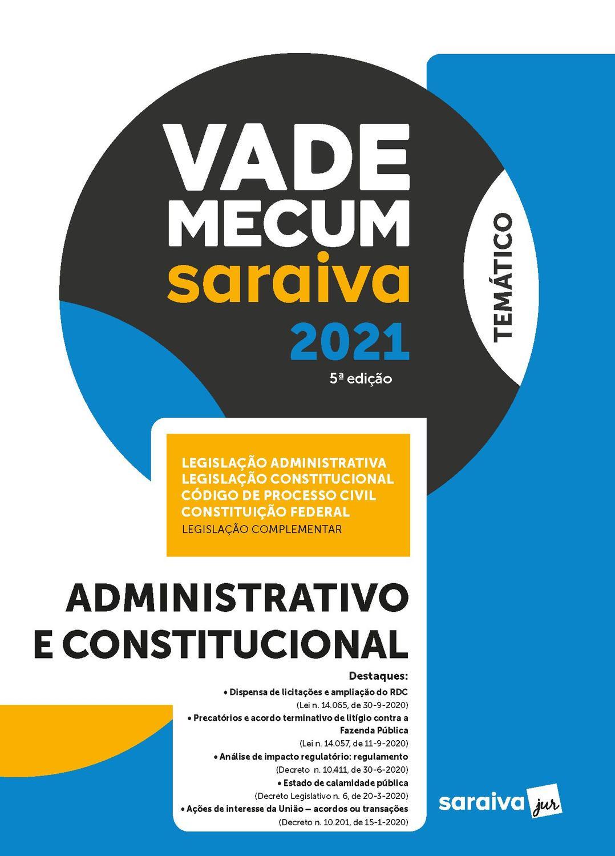 VADE MECUM ADM - TEMATIC - 978655559420