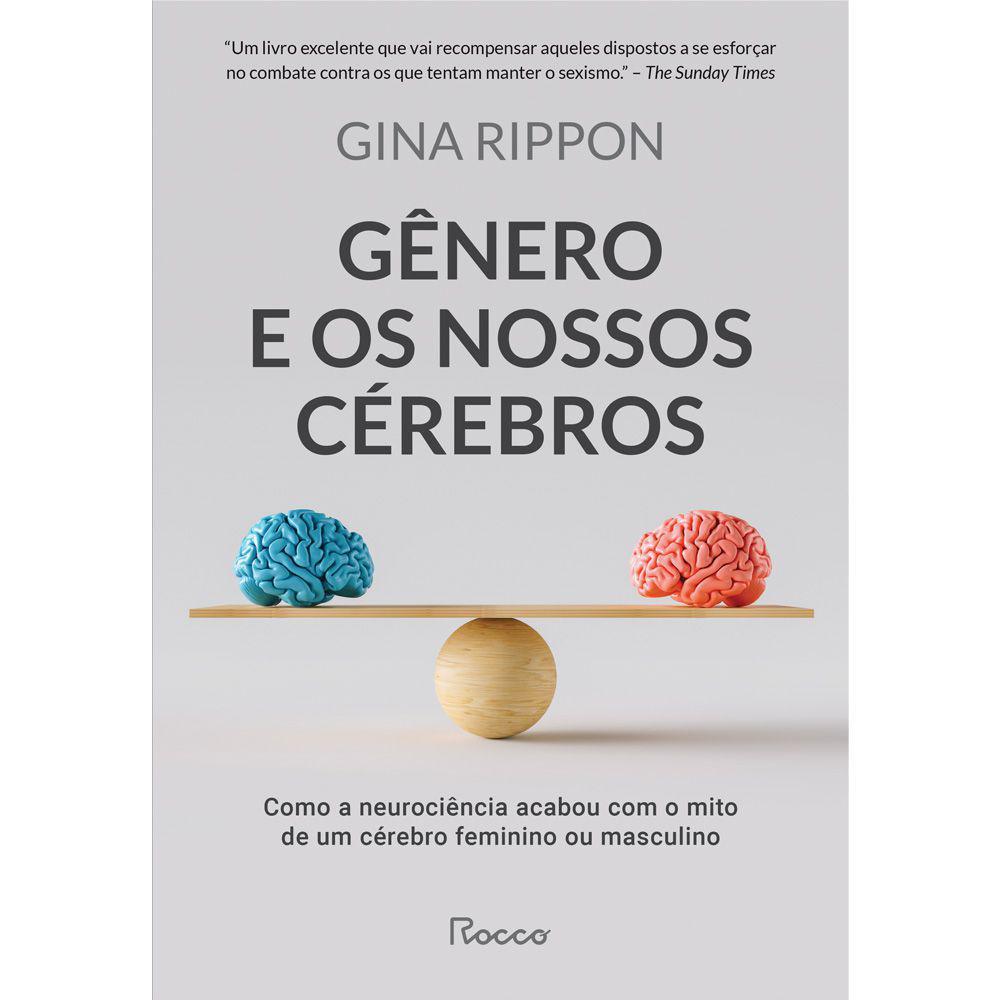 Livro - GÊNERO E OS NOSSOS CÉREBROS
