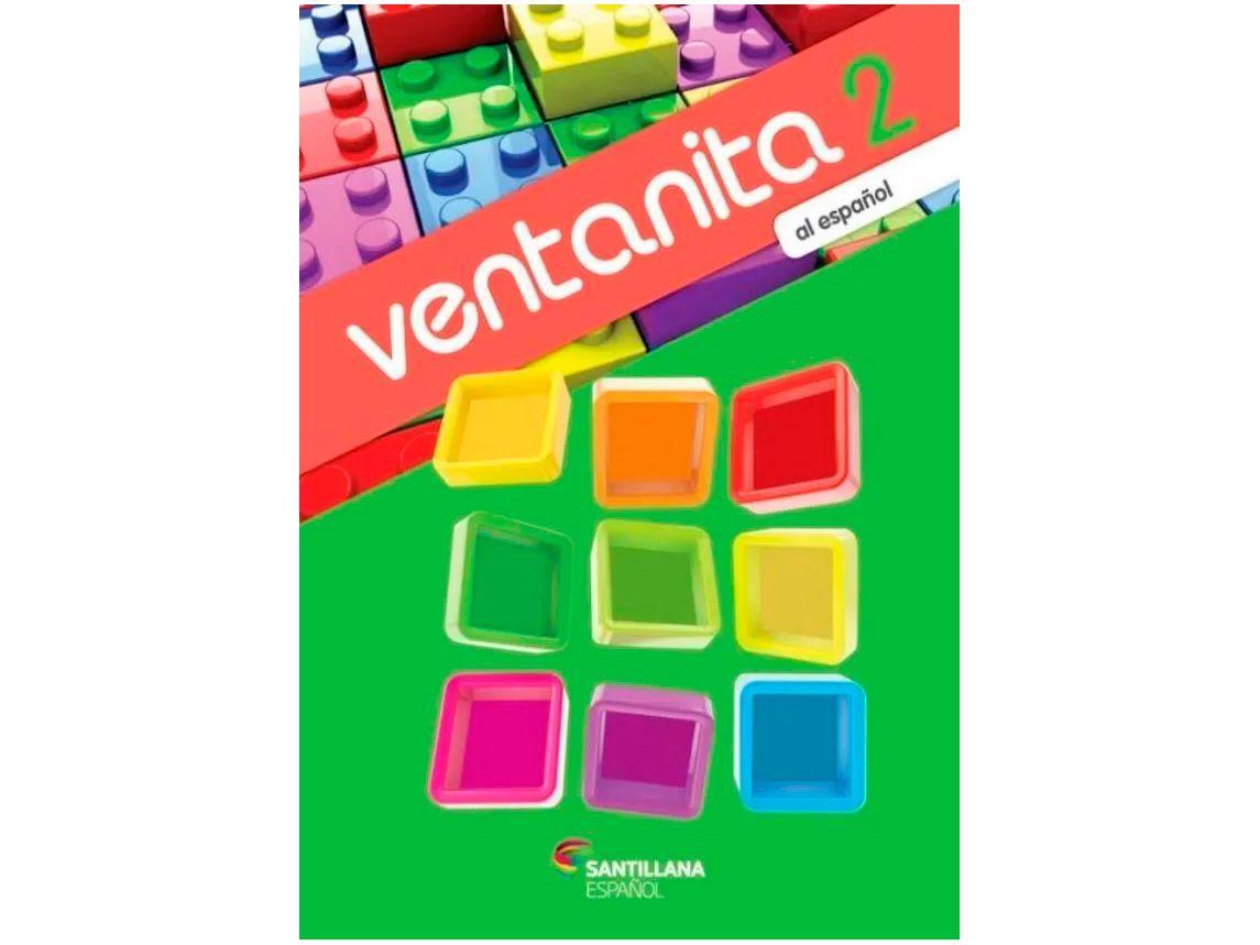 Livro Ventanita al Español 2° Ano Fundamental I